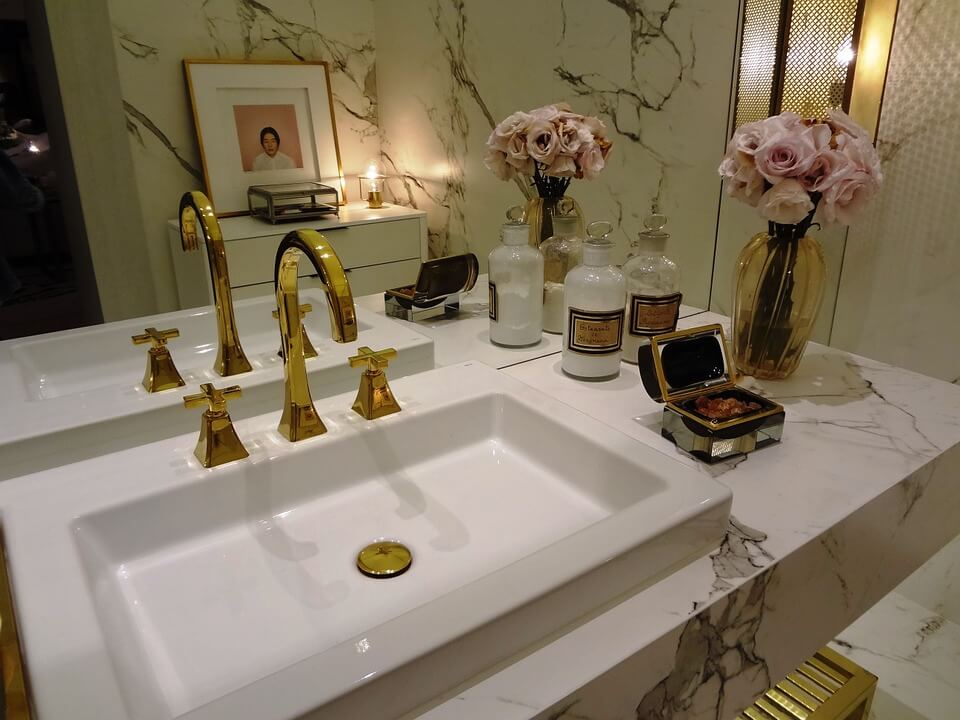 Nietypowe umywalki w łazience