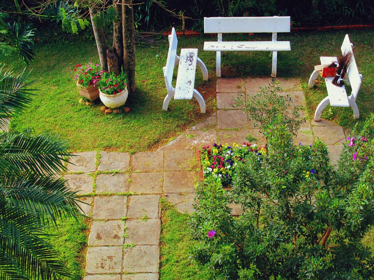 Czysto i schludnie – mała architektura w ogrodzie